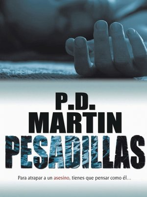 cover image of Pesadillas