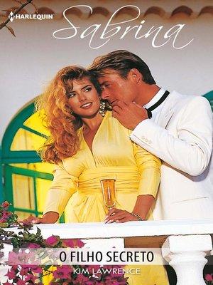 cover image of O filho secreto
