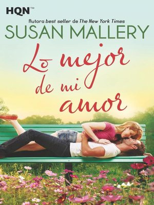 cover image of Lo mejor de mi amor