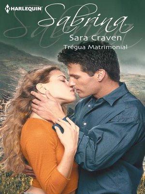 cover image of Trégua matrimonial