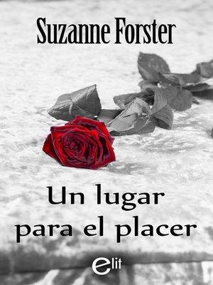 cover image of Un lugar para el placer