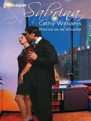 cover image of Precisa-se de amante