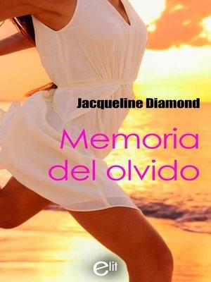 cover image of Memoria del olvido