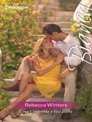 cover image of Uma cinderela à sua porta