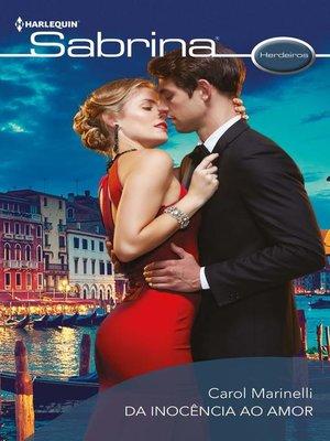 cover image of Da inocência ao amor
