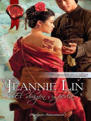 cover image of El dragón y la perla