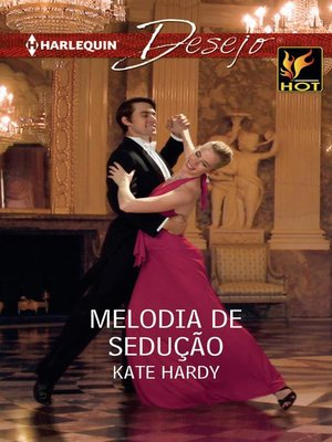 cover image of Melodia de sedução