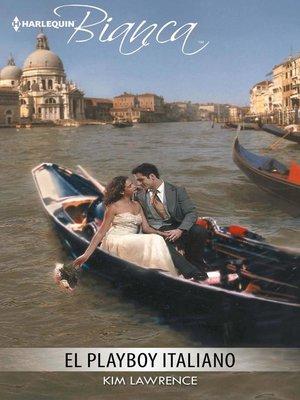 cover image of El playboy italiano