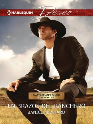 cover image of En brazos del ranchero