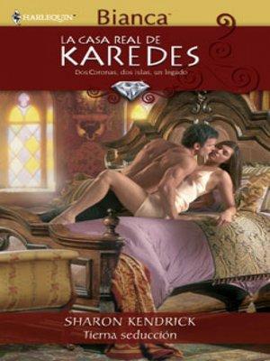 cover image of Tierna seducción