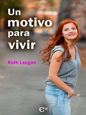 cover image of Un motivo para vivir