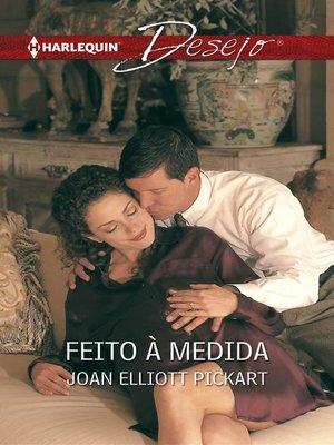 cover image of Feito à medida