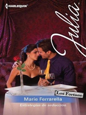 cover image of Estrategias de seducción