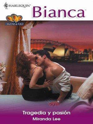 cover image of Tragedia y pasión