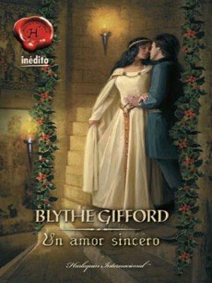 cover image of Un amor sincero