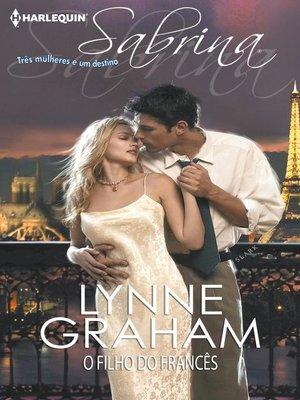 cover image of O filho do francês