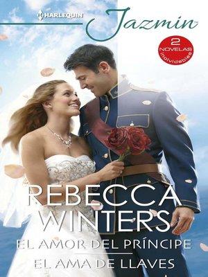 cover image of El amor del príncipe--El ama de llaves