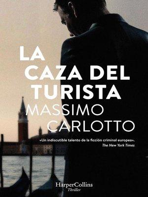cover image of La caza del turista