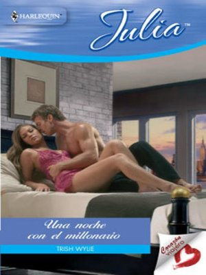 cover image of Una noche con el millonario