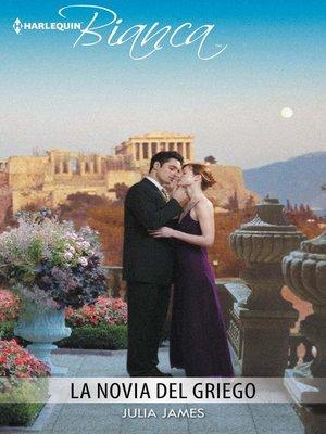 cover image of La novia del griego