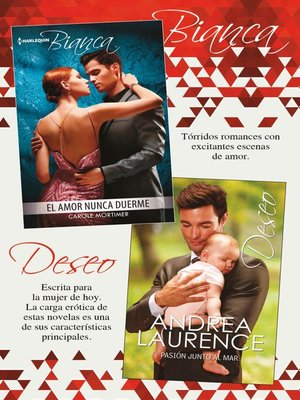 cover image of E-PACK Bianca y Deseo junio 2018