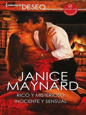 cover image of Rico y misterioso--Inocente y sensual