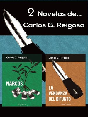 cover image of Pack Carlos G. Reigosa