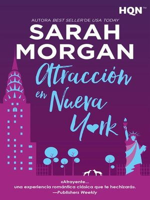 cover image of Atracción en nueva york