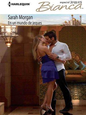 cover image of En un mundo de jeques