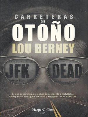 cover image of Carreteras de otoño
