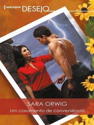 cover image of Um casamento de conveniência