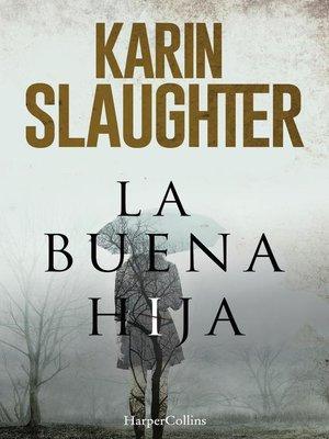 cover image of La buena hija