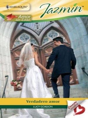 cover image of Verdadero amor