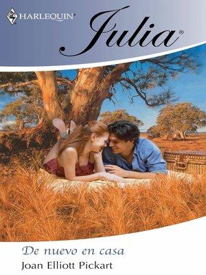 cover image of De nuevo en casa