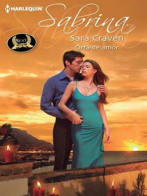 cover image of Órfã de amor