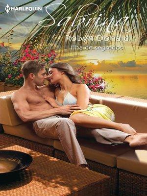 cover image of Ilha de segredos