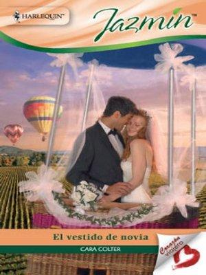 cover image of El vestido de novia