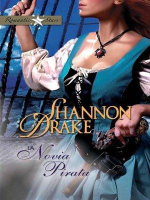 cover image of La novia pirata