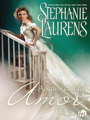 cover image of A salvo con tu amor