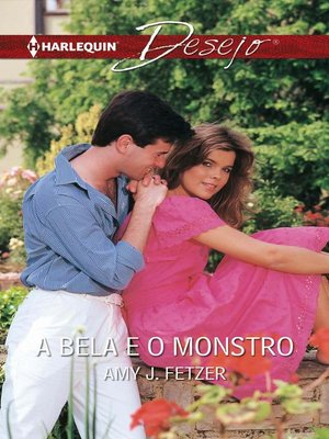 cover image of A bela e o monstro