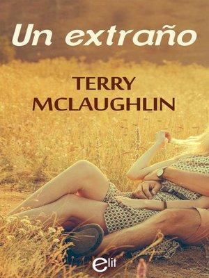cover image of Un extraño