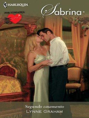 cover image of Segundo casamento