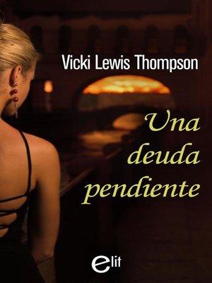 cover image of Una deuda pendiente