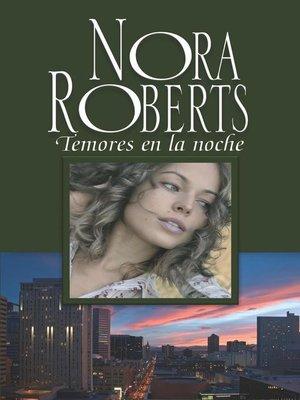 cover image of Temores en la noche