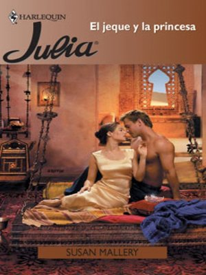 cover image of El jeque y la princesa
