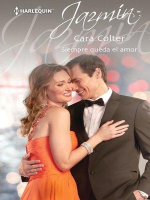 cover image of Siempre queda el amor