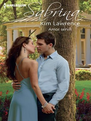 cover image of Amor servil