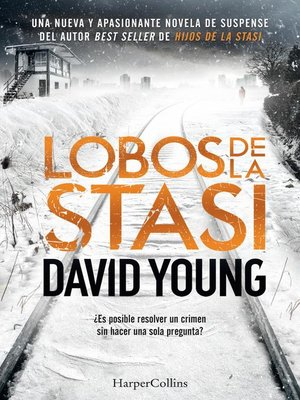 cover image of Lobos de la Stasi