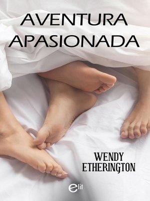 cover image of Aventura apasionada