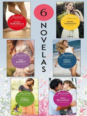 cover image of E-Pack Jazmín Tu primer amor 1--octubre 2019